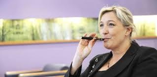 Front National : plutôt la cigarette électronique que la hausse des prix sans fin ! - Page 2 Marine10