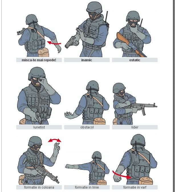 SEMNE TACTICE folosite in CQB (Close Quarter Batle) Semne_12