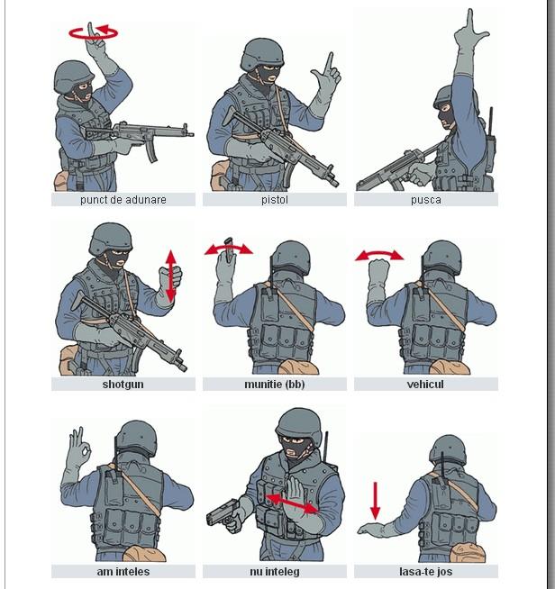 SEMNE TACTICE folosite in CQB (Close Quarter Batle) Semne_13