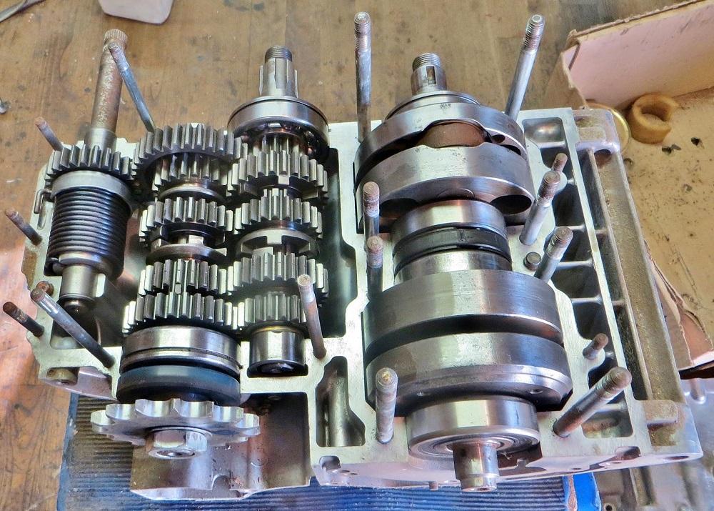 moteur 4vmz ts 250 111