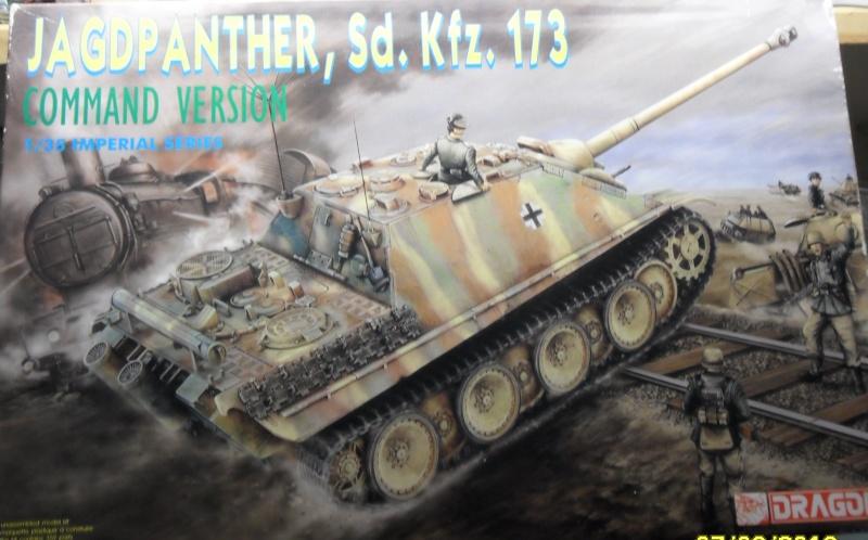 Le Jagdpanther  Dragon 1/35 Sam_0722
