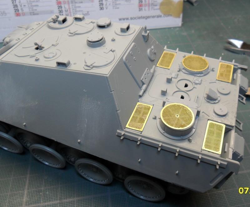 Le Jagdpanther  Dragon 1/35 Sam_0724