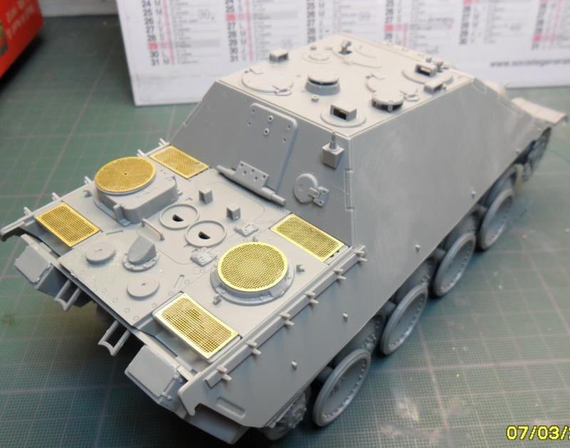Le Jagdpanther  Dragon 1/35 Sam_0725