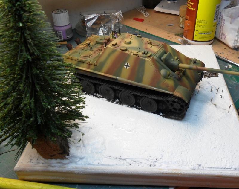 Le Jagdpanther  Dragon 1/35 Sam_0735
