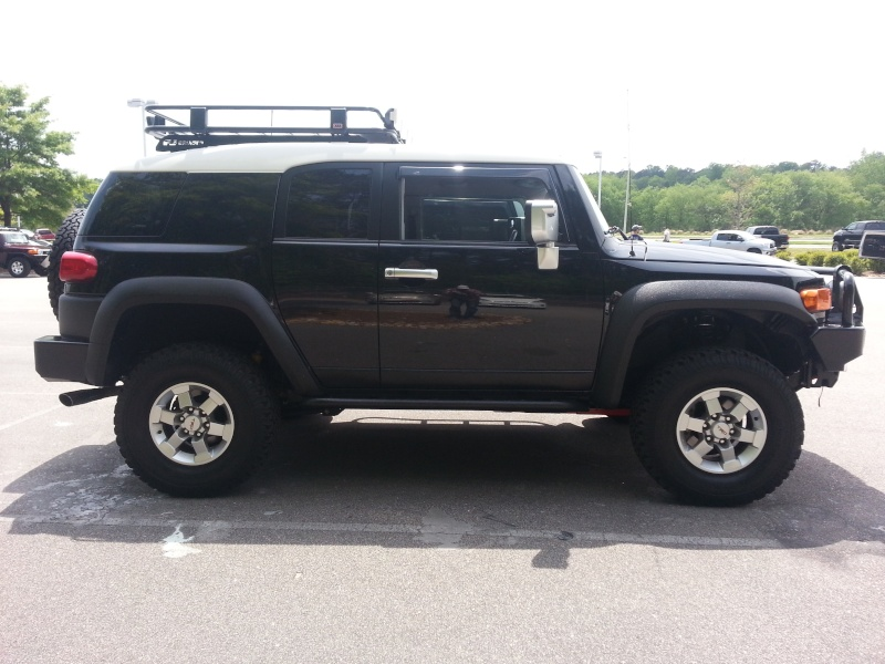FOR SALE: Glasgow's 2007 FJ Cruiser - $18,995 SOLD Show710