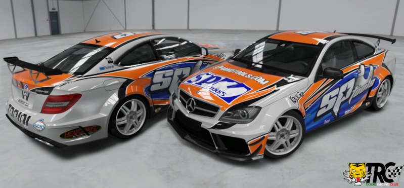 Mercedes-Benz - C63 AMG Black Series - 2012 - DLC - V8 Supercar 2013 Untitl10