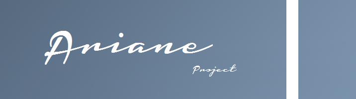 Projet Arianne Cherche des personne pour m aidez Ariane11