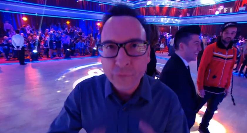 """Images de Chris Côté Coulisses dans """"Danse Avec Les Stars"""" 2410"""