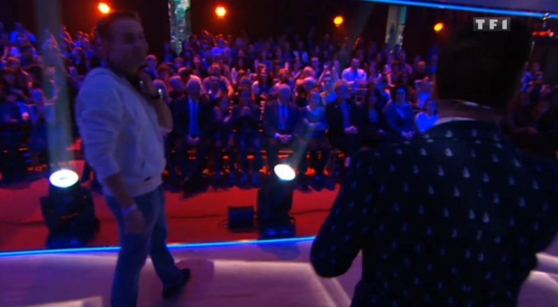 """Images de Chris Côté Coulisses dans """"Danse Avec Les Stars"""" Captur24"""
