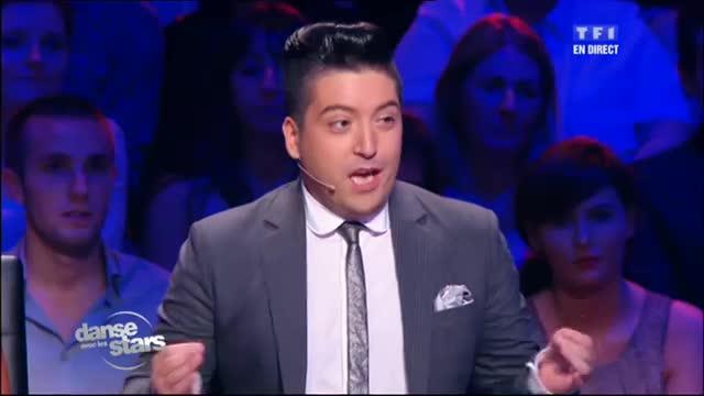 DANSE AVEC LES STARS SAISON 3 PRIME 1  Vlcsna37