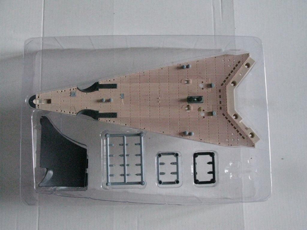 Le Bismarck au 1/200 de chez Hachette Img_6813