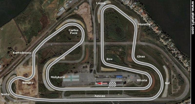 1987 - 1ª Corrida - GP do Brasil Jacare10