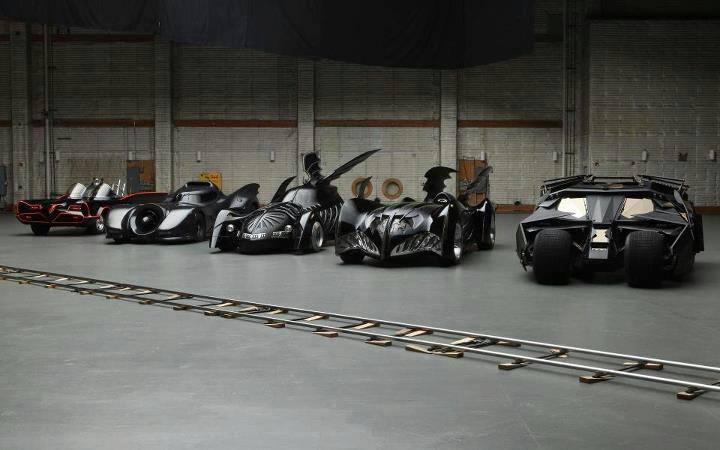 Batmobile black edition 94705510