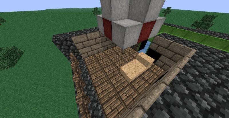 Votre avis sur une maison  minecraft ! 2013-017