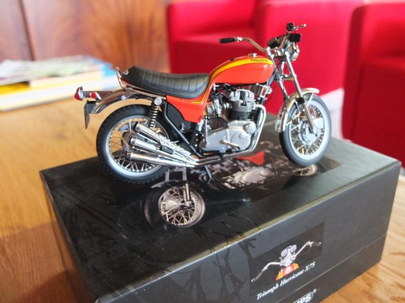Miniature MOTOS, Honda, Ducati, kawasaki, Guzzi, Yamaha, Norton, Triumph... etc Dscf6052