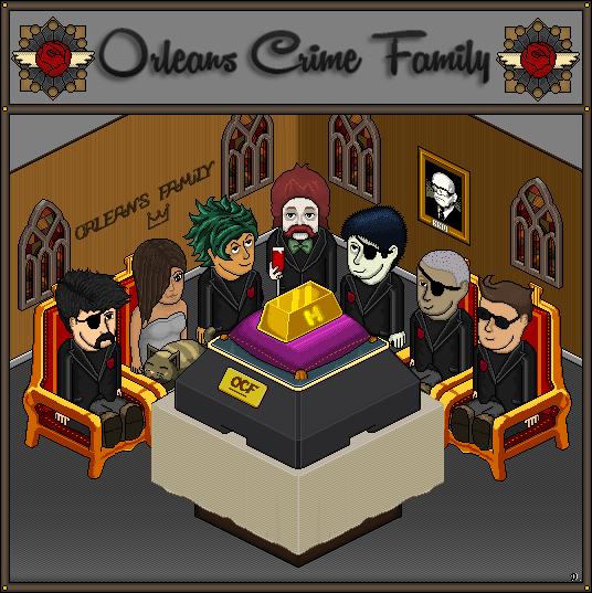 Orleans Crime Family