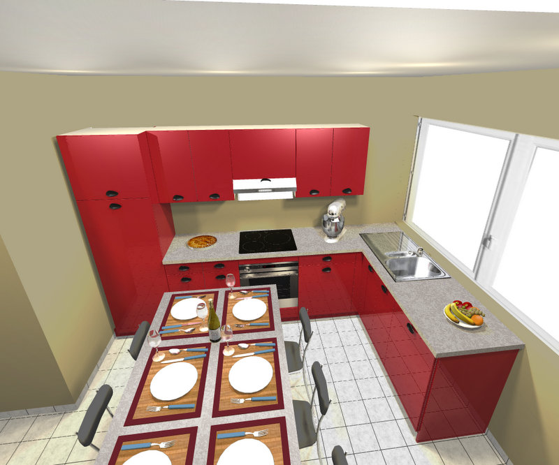 quel materiau pour une facade de cuisine? Lastre58