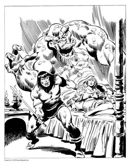 LISTA de ilustradores de Conan - Page 3 Conan_10