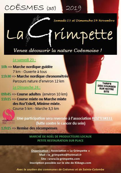 LA GRIMPETTE 2019 Affich23