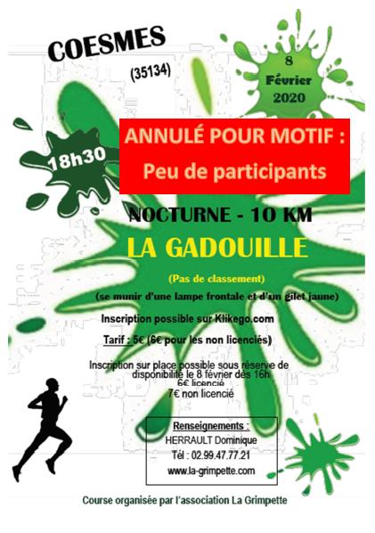 LA GADOUILLE - COURSE ANNULEE Captur11