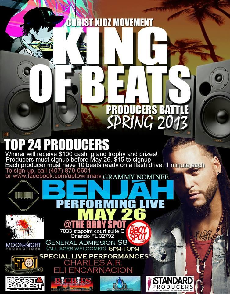 King of Beats: Spring 2013  60353210