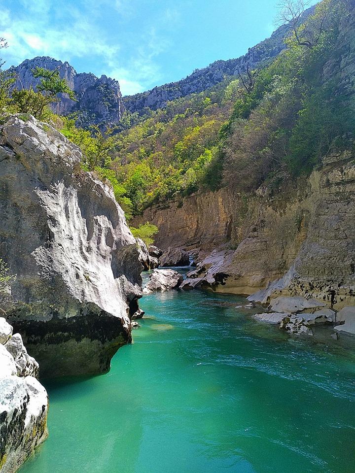 une rivière mythique Verdon10