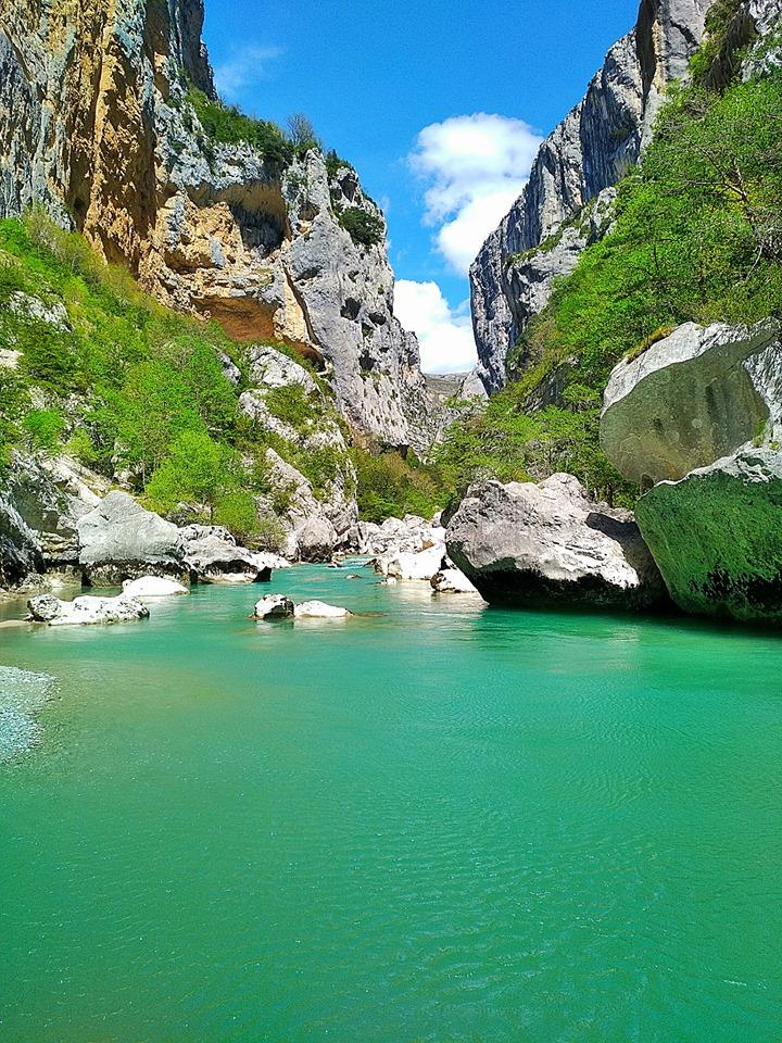 une rivière mythique Verdon11