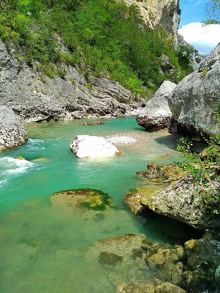 une rivière mythique Verdon12