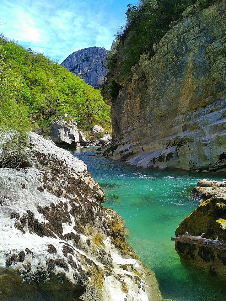 une rivière mythique Verdon13