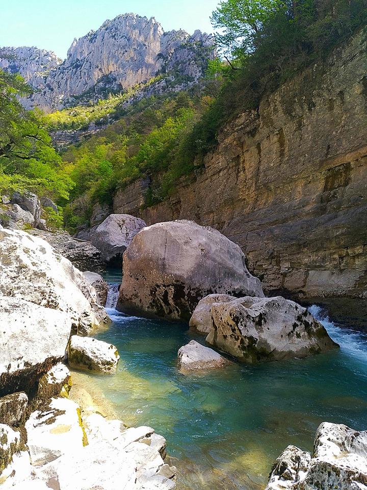 une rivière mythique Verdon14