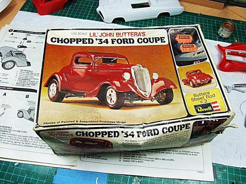 1934 Chopped Ford. Dscf6810