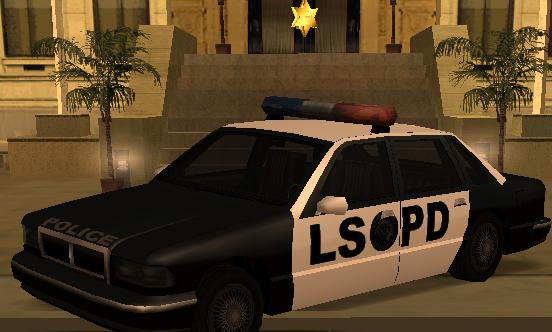 Police Handbook Lspdls11