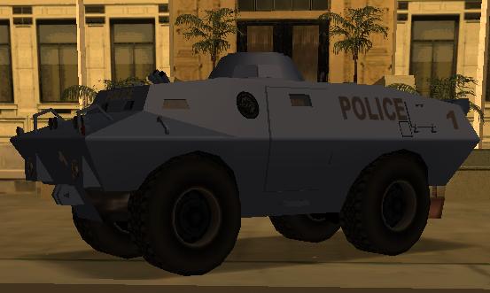 Police Handbook Lspdsw14