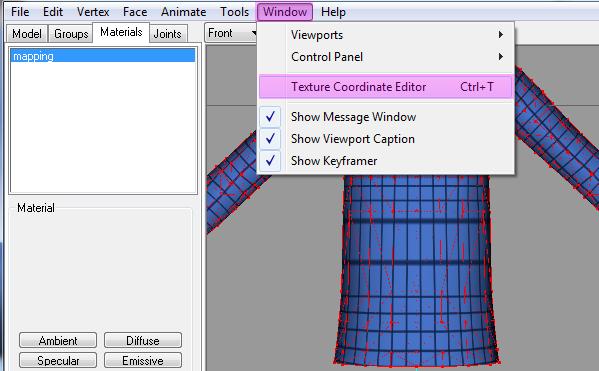 [Apprenti]Allonger et élargir le mesh d'un vêtement Fig1410