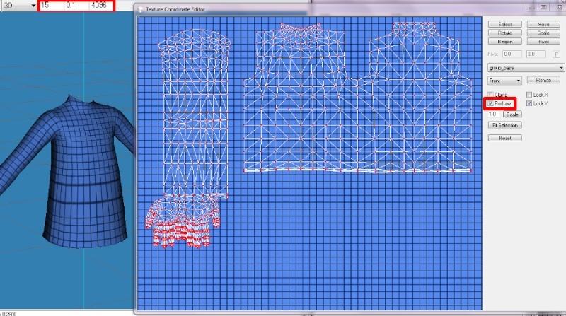 [Apprenti]Allonger et élargir le mesh d'un vêtement Fig15_10