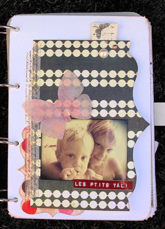 """Mini """"souvenirs d'enfance"""" by Clarisse 110"""