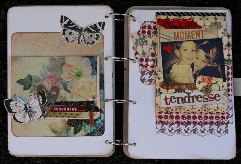 """Mini """"souvenirs d'enfance"""" by Clarisse 1110"""