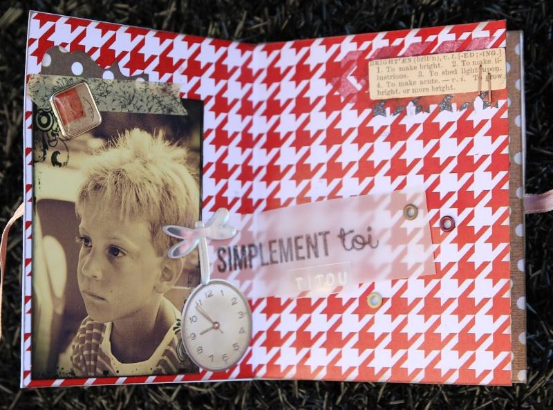 """Mini """"souvenirs d'enfance"""" by Clarisse 2410"""