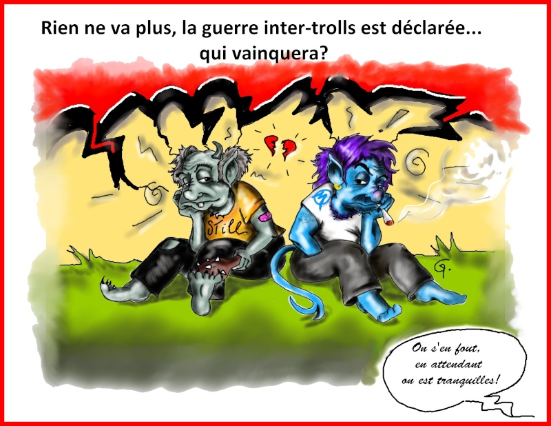 Pour les trolls Tr211
