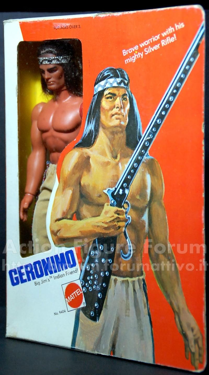 "GERONIMO ""Big Jim's Indian Friend!"" n° 9404 Geroni11"