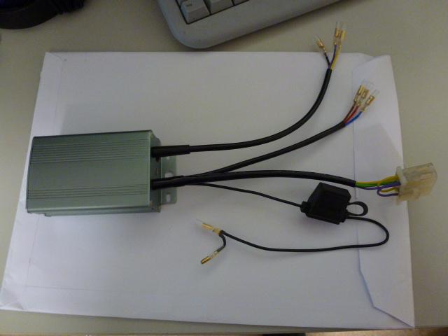 Arduino CDI für CX500 P1020010