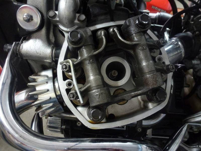 Drehzahlmesser-Antrieb ausbauen 650E P1030310