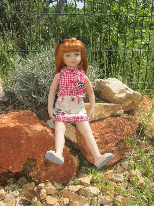 Maru and Friends Louane au jardin 11111_15