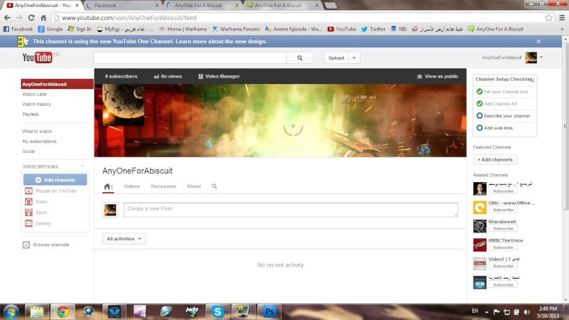 our official youtube channel !!! Untitl10