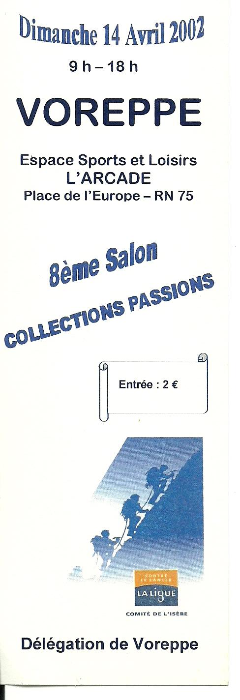 Doubles d'Alain Numar249