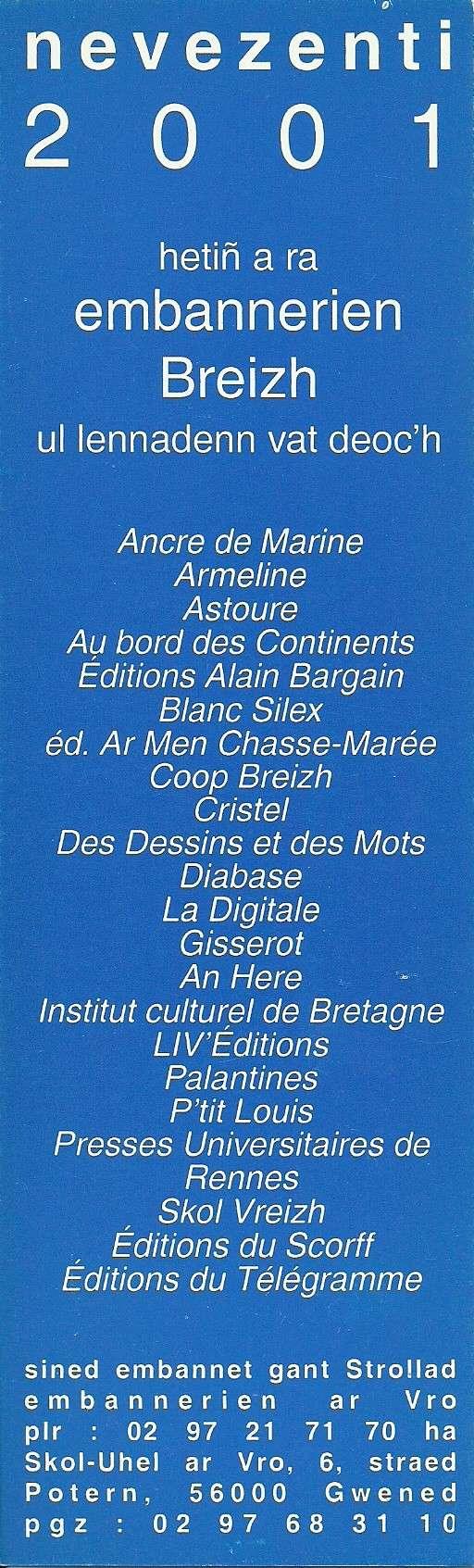 Doubles d'Alain Numar265