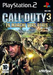 [PS2 Classics] Call of Duty 3 - En Marche vers Paris Cod310