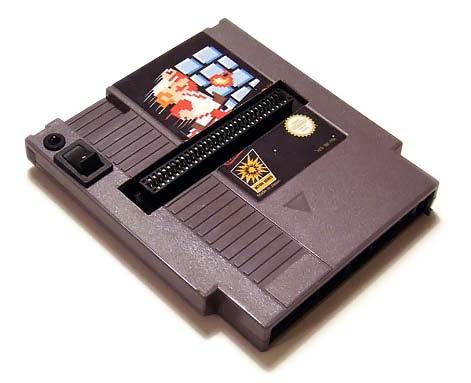 NES Costumisées par des fans Fami0110