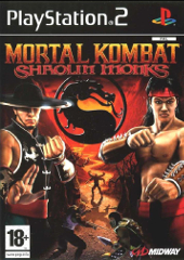 [PS2 Classics] Mortal Kombat - Shaolin Monks Ms-sm10