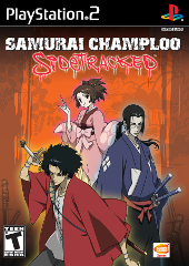 [PS2 Classics] Samurai Champloo - Sidetracked Scs10